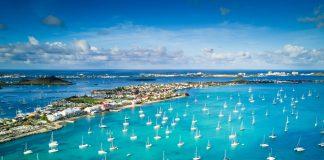 Vuelos al Caribe, Isla St. Martin en el Caribe