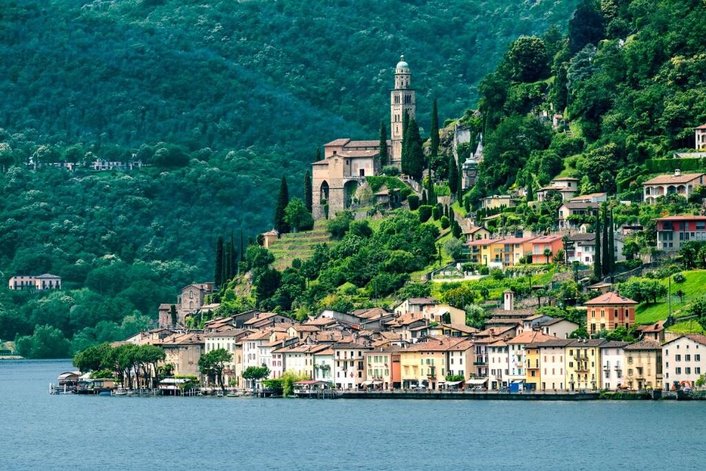 viajar a Suiza, Cantón del Tesino