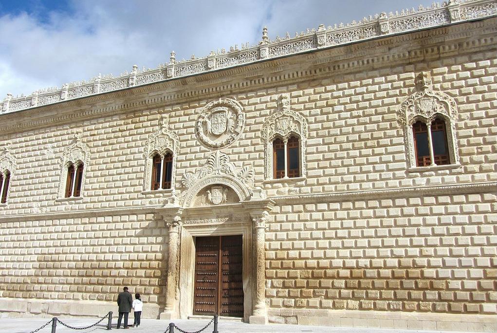 viaje a Guadalajara, Palacio Ducal Medinaceli