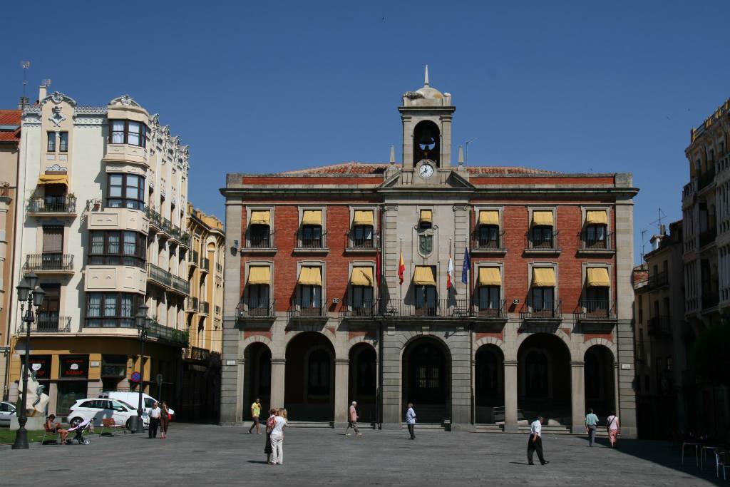 ruta por España, Plaza Mayor de Zamora