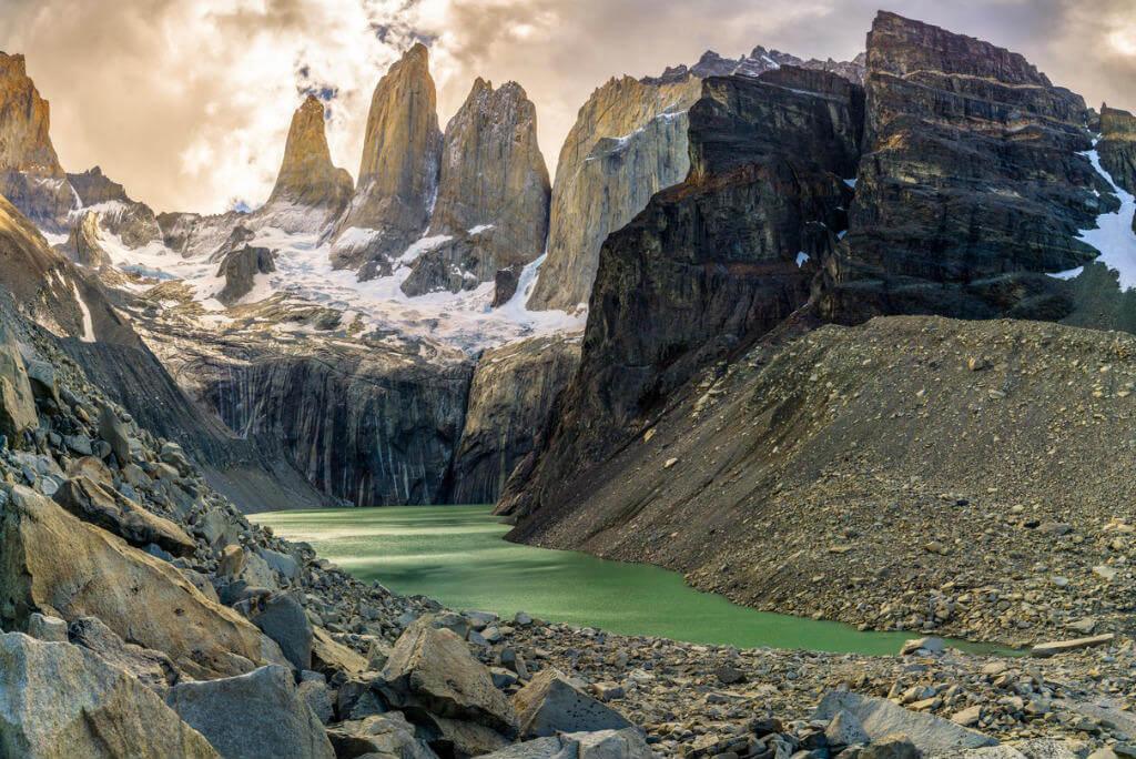 lugares mágicos, Torres Paine en Chile