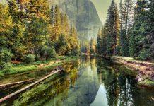 vuelos a EE UU, Valle de Yosemite