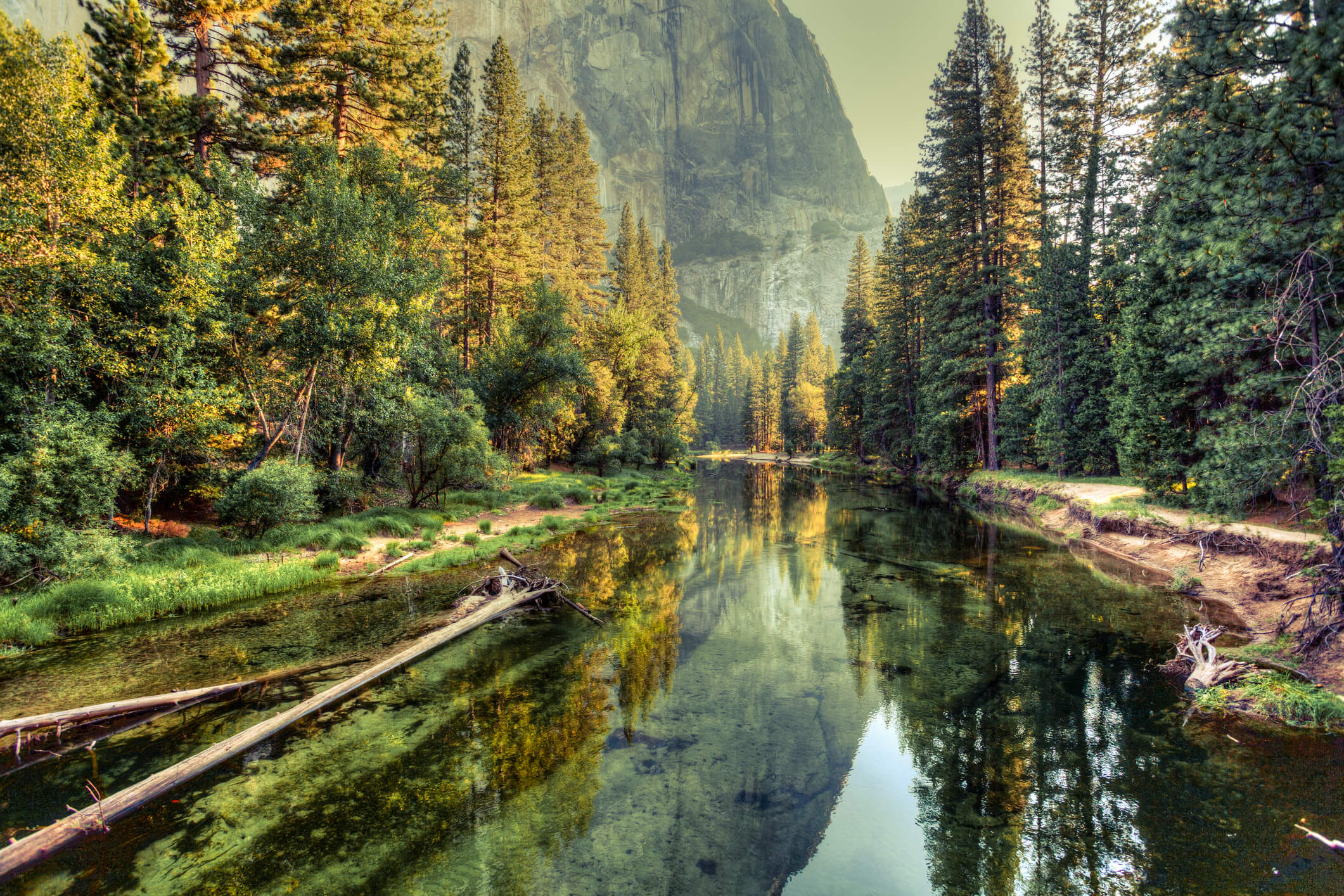 valle yosemite california