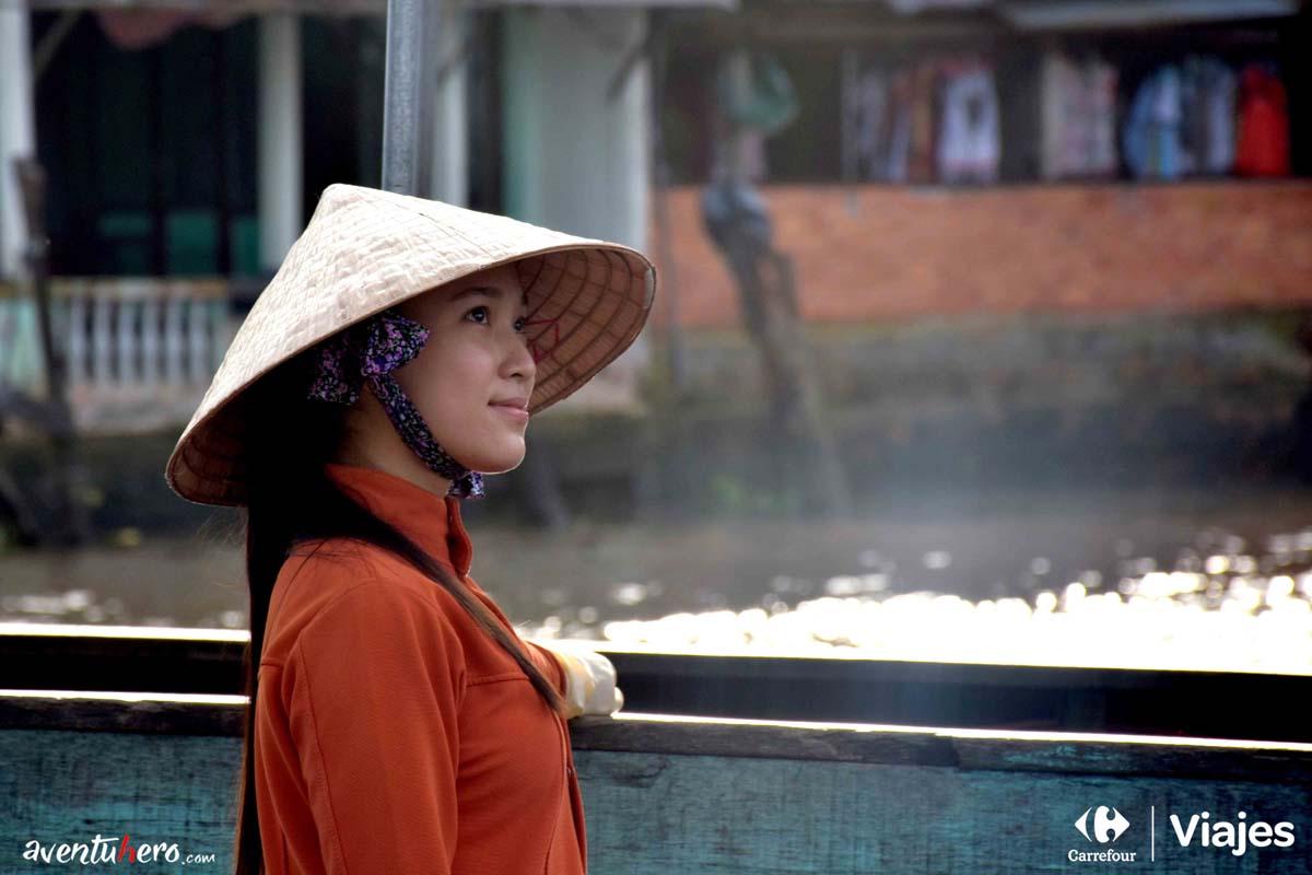 La belleza de Vietnam
