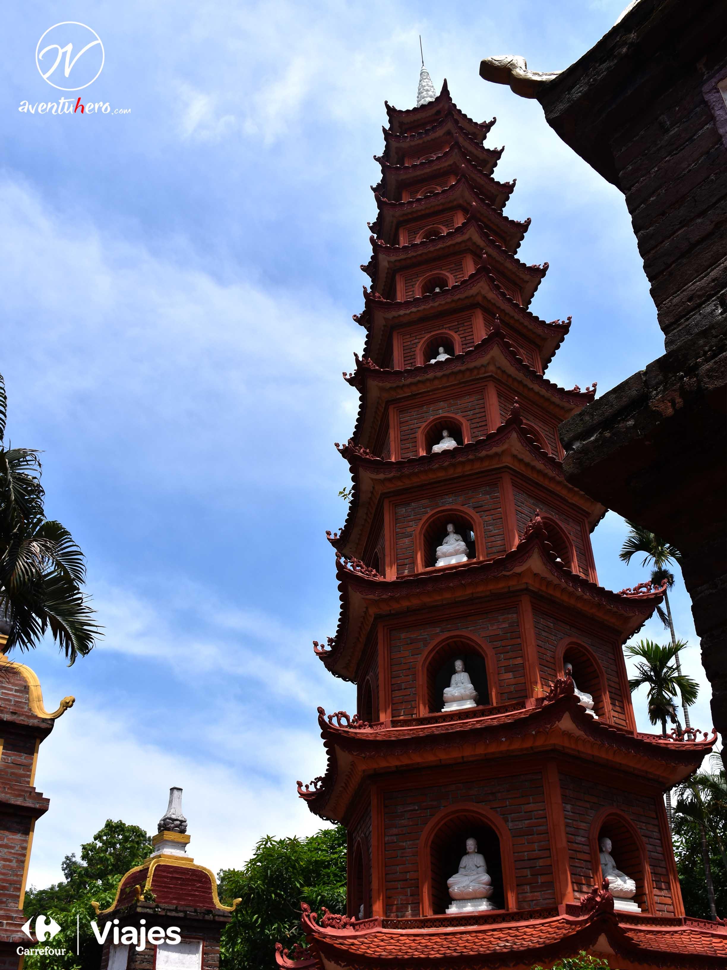 Pagoda de Hanoi