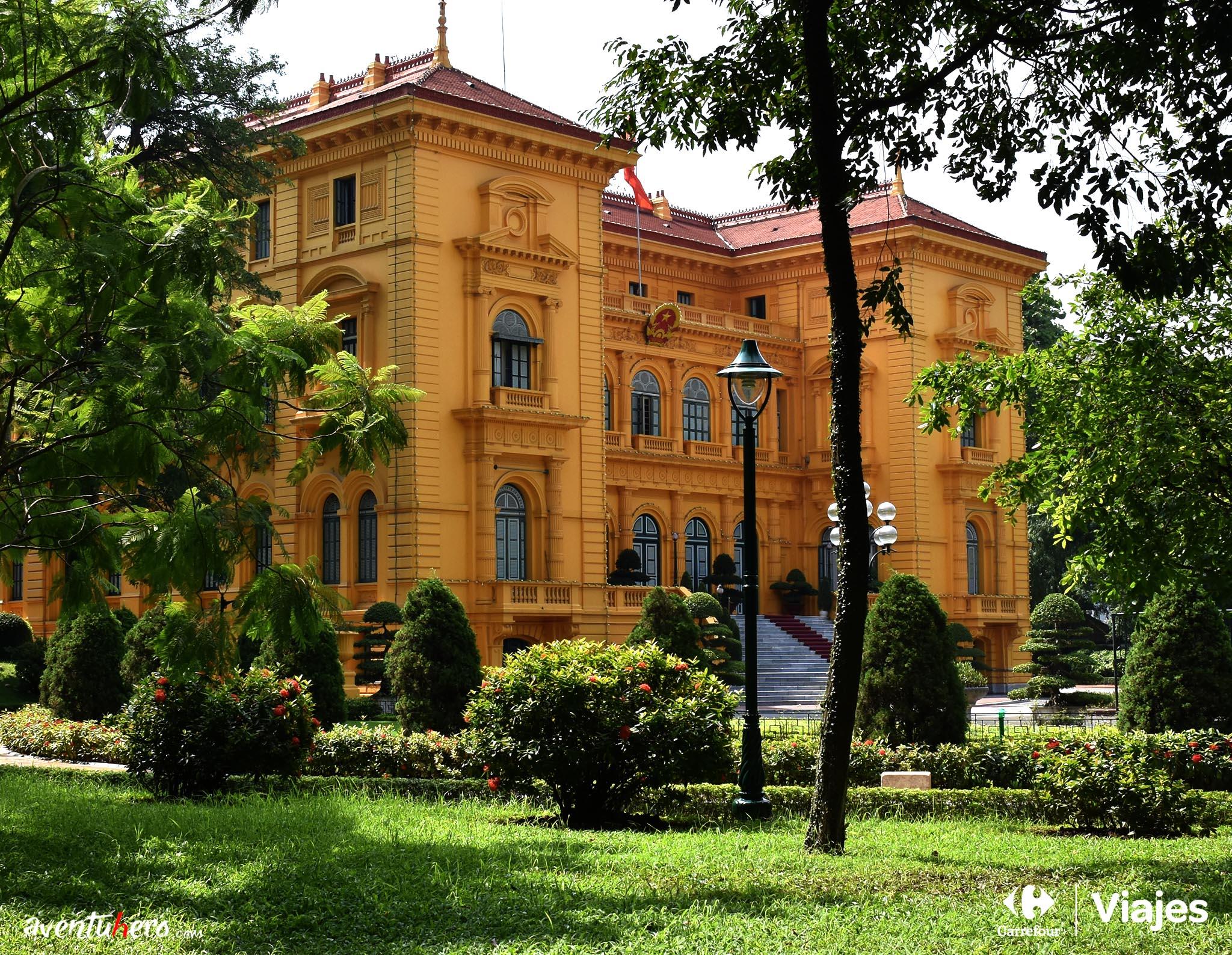 Casa de Ho Chi Minh
