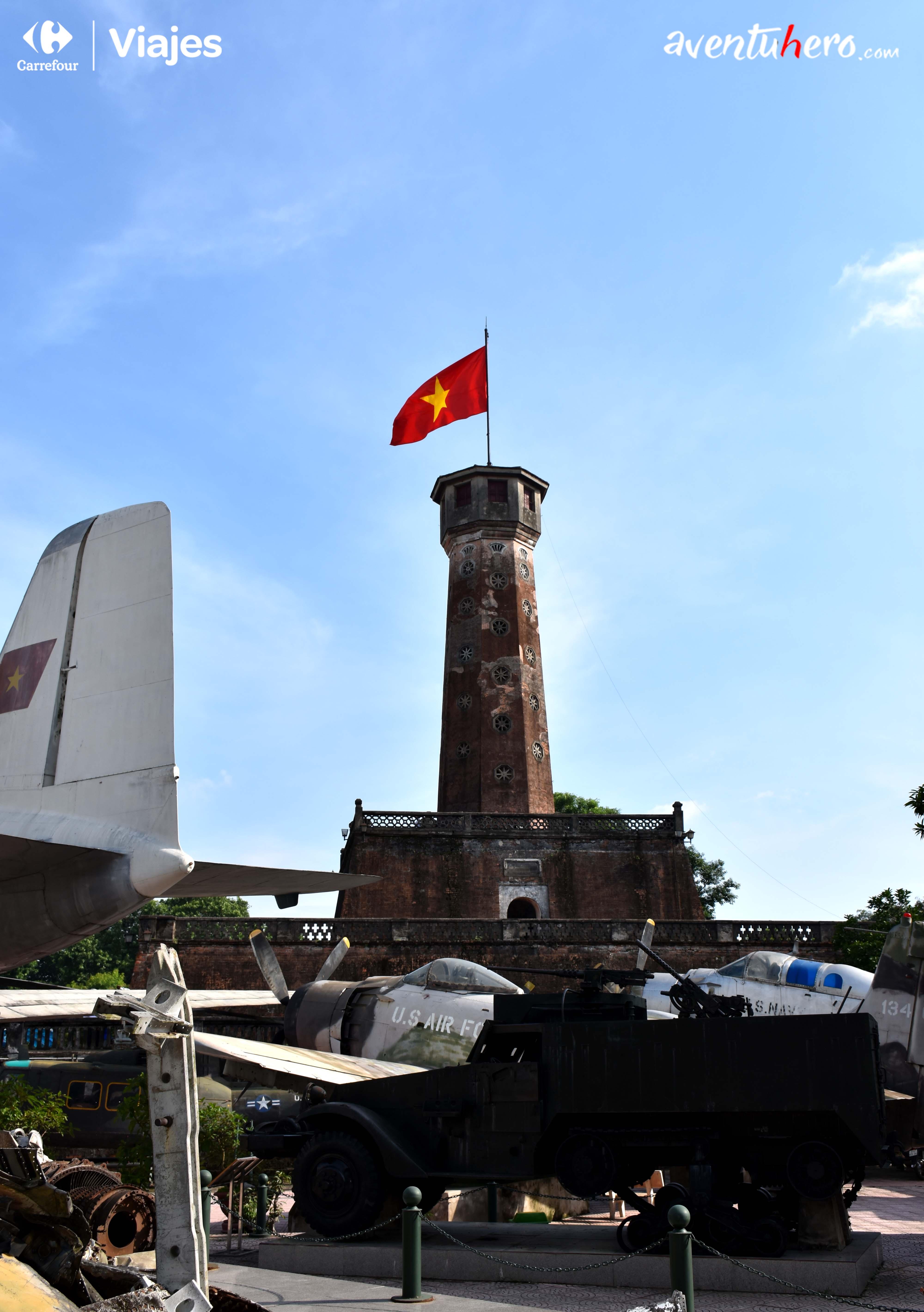 Fuerte de Hanoi, Vietnam