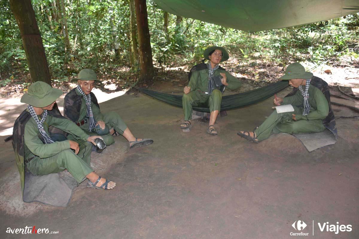 Campamento de Cuchi