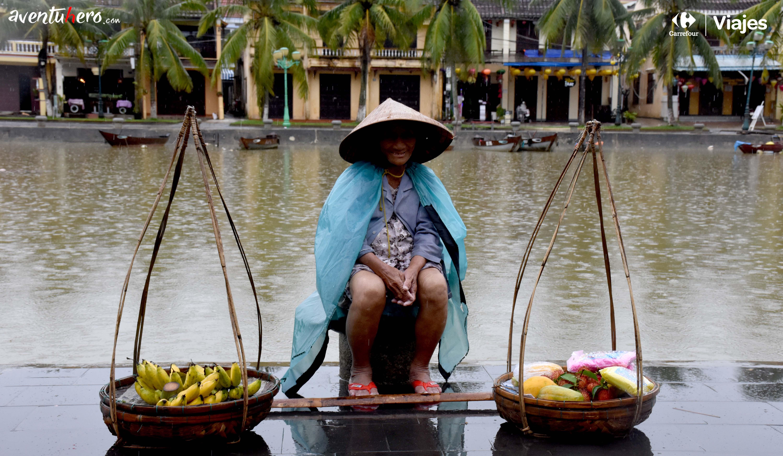 Sonrisas sin edad en Hoi An