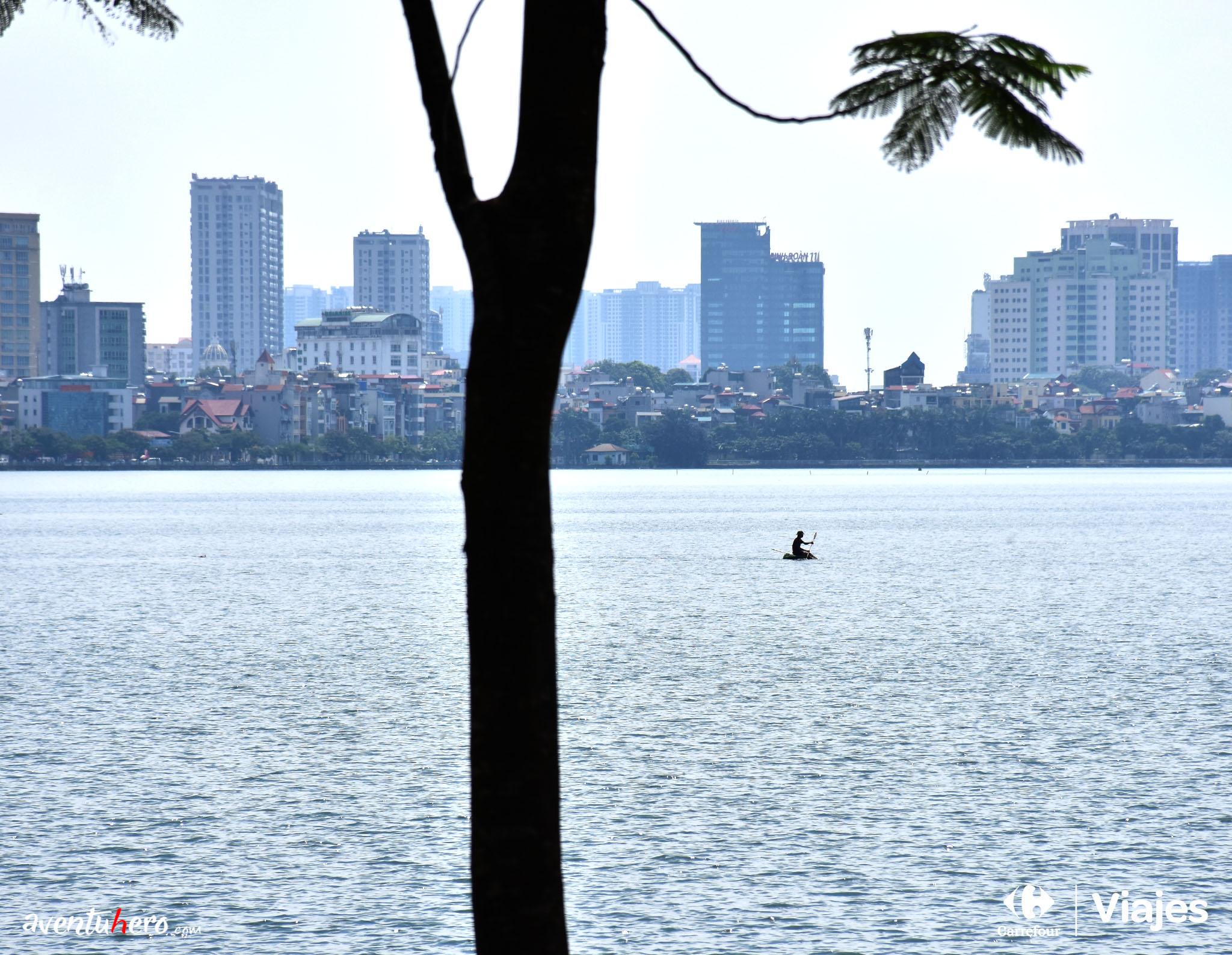 Lago Oeste Hanoi