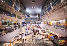 Grandes escalas, Terminal aeropuerto Dubai