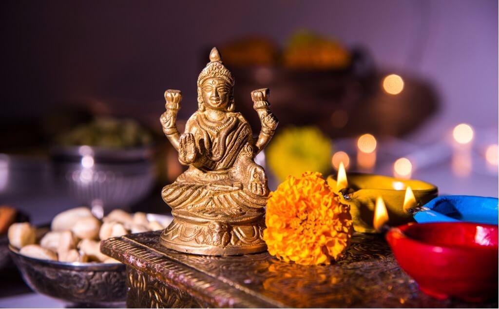 Festival de Diwali, Celebración Diwali