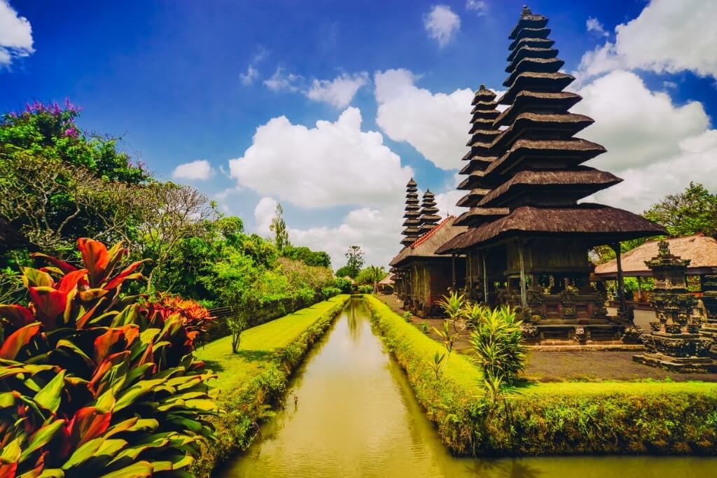 Destinos más populares, Indonesia