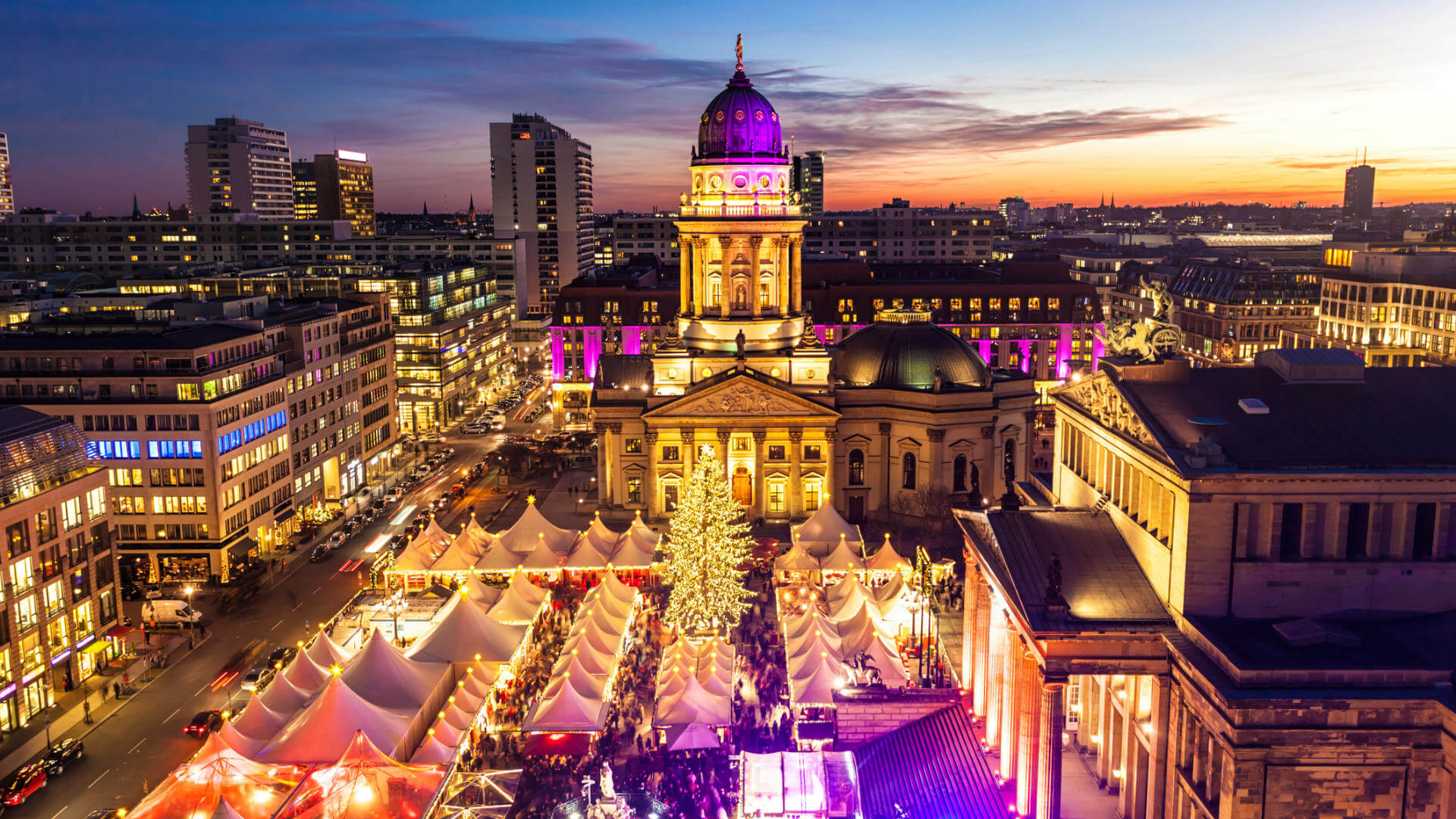 hoteles en berlin mercado navidad berlin