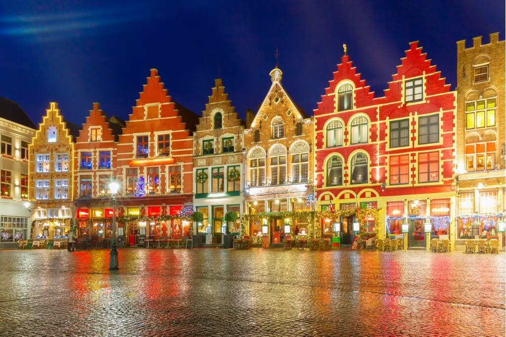 Hoteles en Berlín, Mercado de Navidad en Flandes