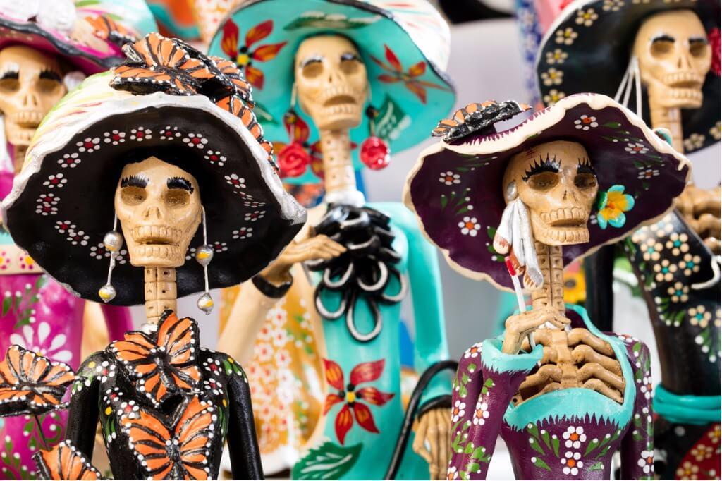 Día de los Muertos, La Catrina