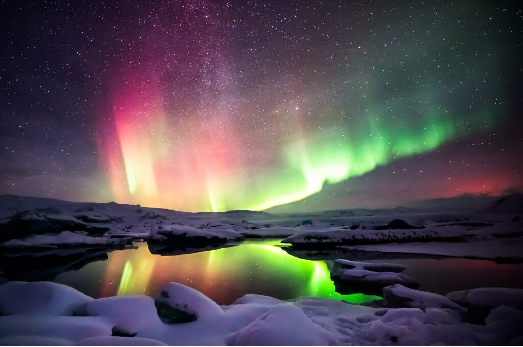 Iceland Airwaves, Aurora Boreal