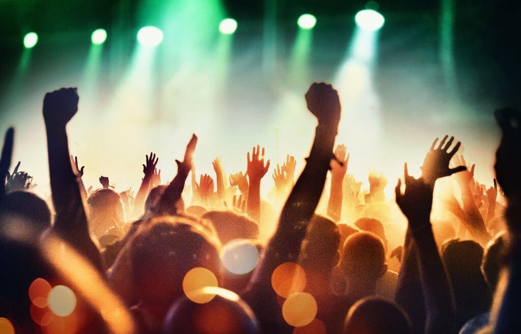 Iceland Airwaves, Gente disfrutando en festival