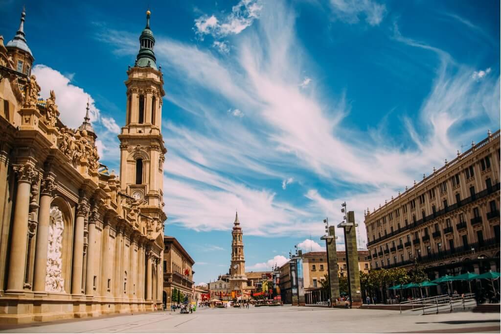 Fiestas del Pilar, Plaza del Pilar
