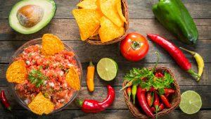 Restaurantes en Mexico, Comida mexicana