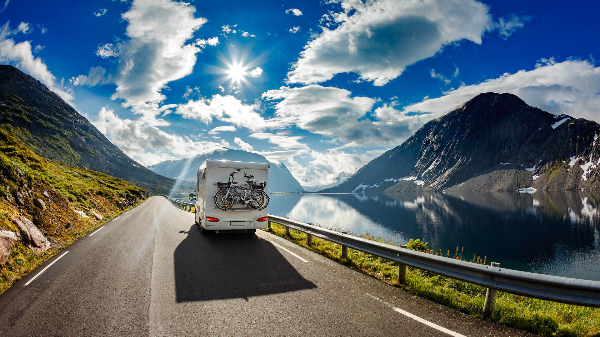 rutas en coche por europa paisaje