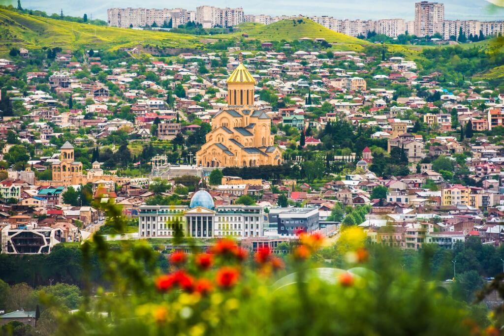 Tiflis, Catedral Sameba