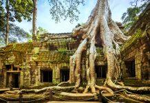 Sudeste asiático, Templo Angkor Wat