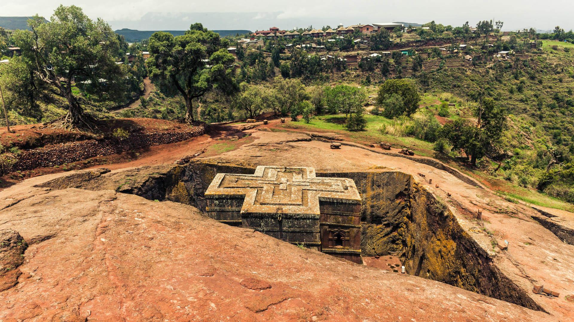 visitar lalibela etiopia