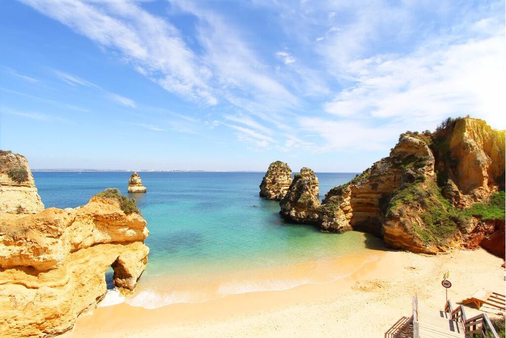 Vuelos a Portugal, Costa de  Vilamoura