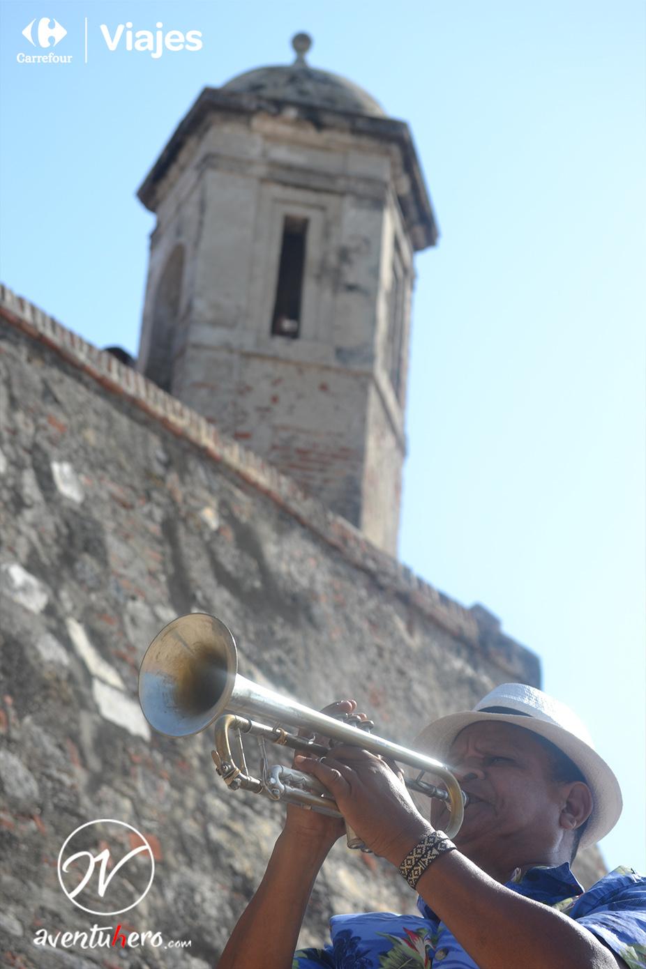 El trompetista 2