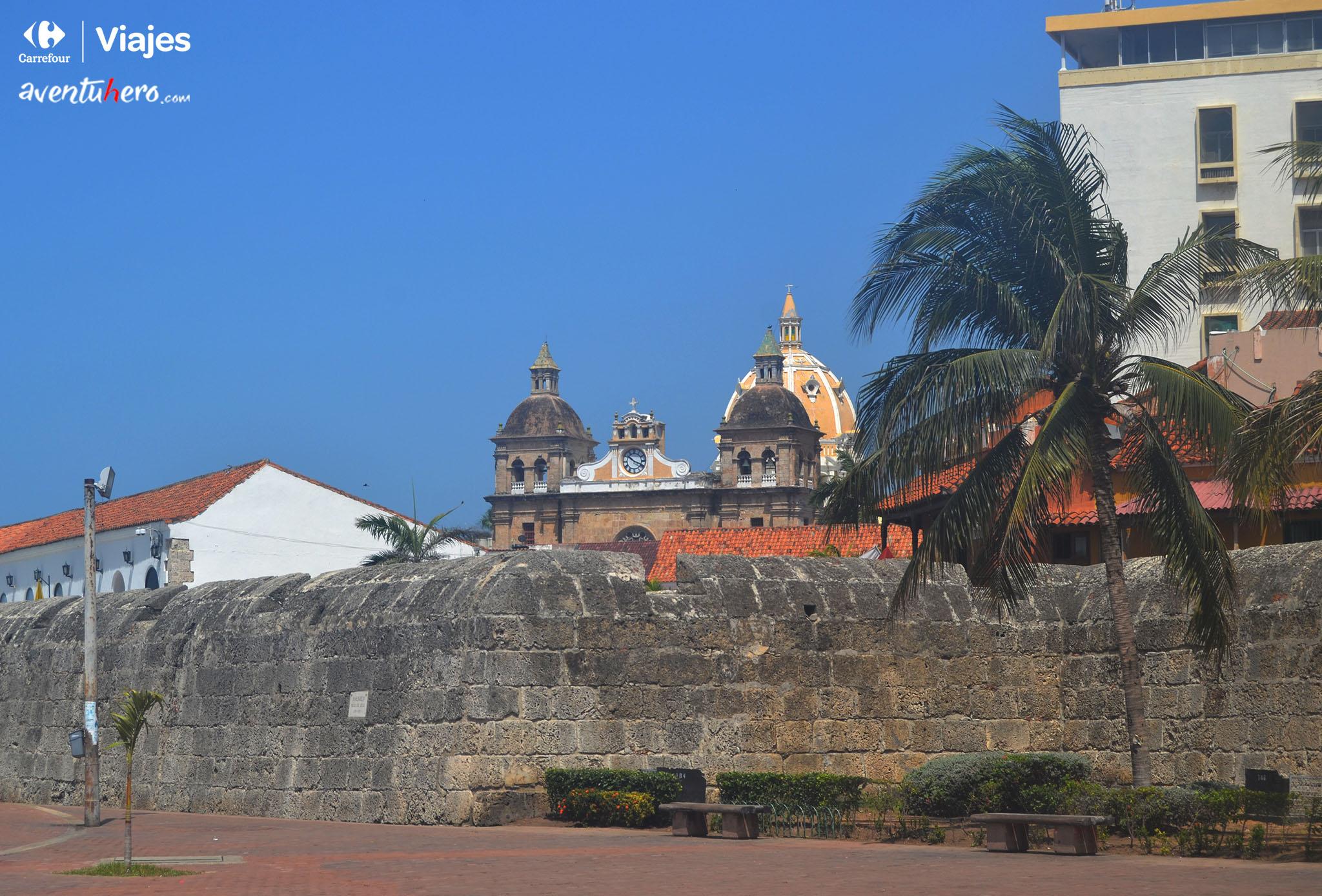 Cuidad amurallada de Cartagena de Indias