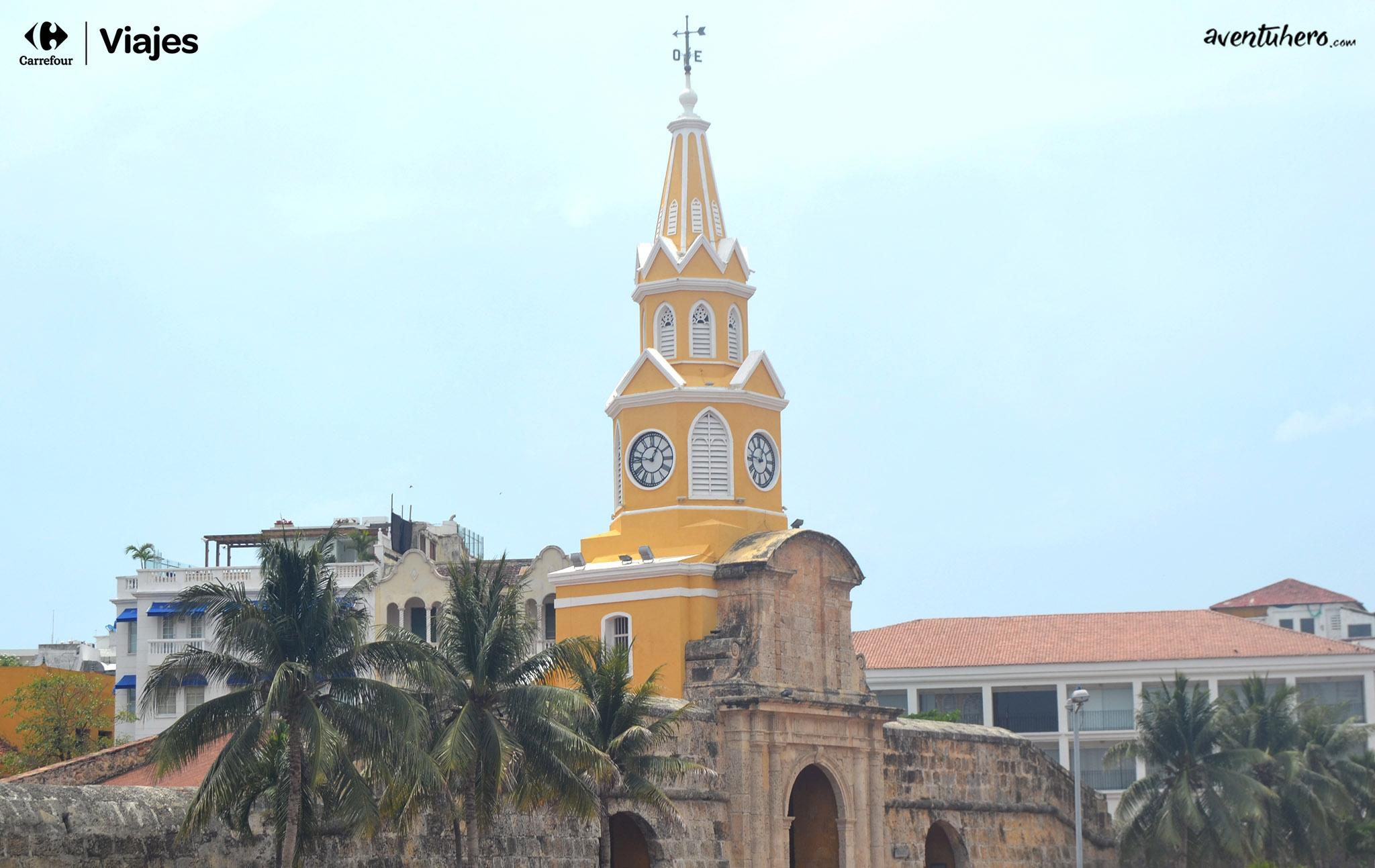 La torre del reloj