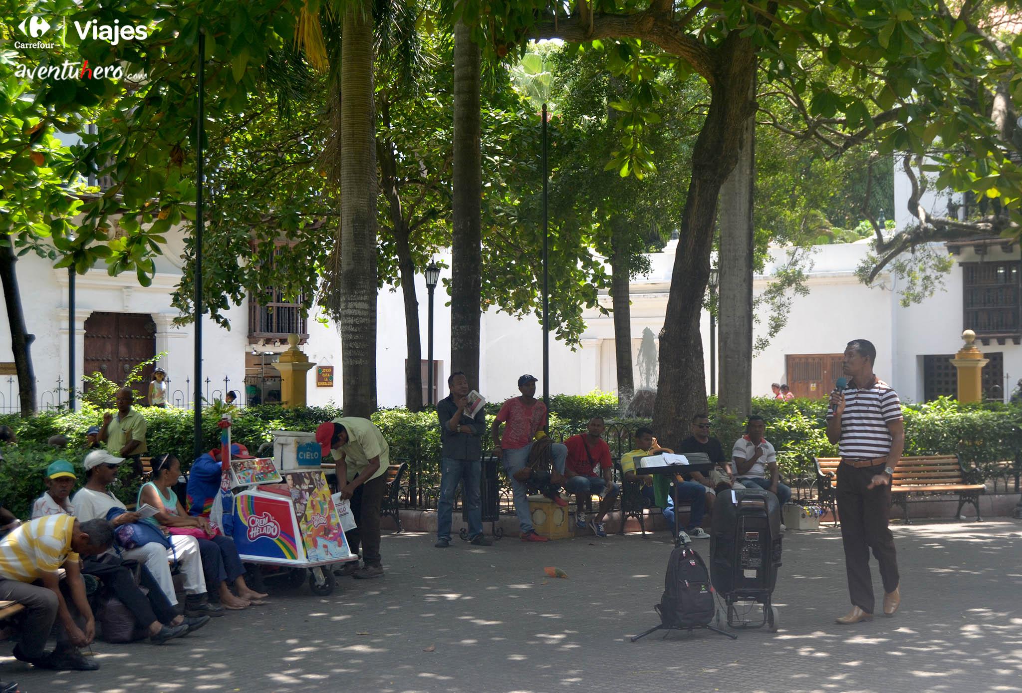 Predicador en Cartagena de Indias