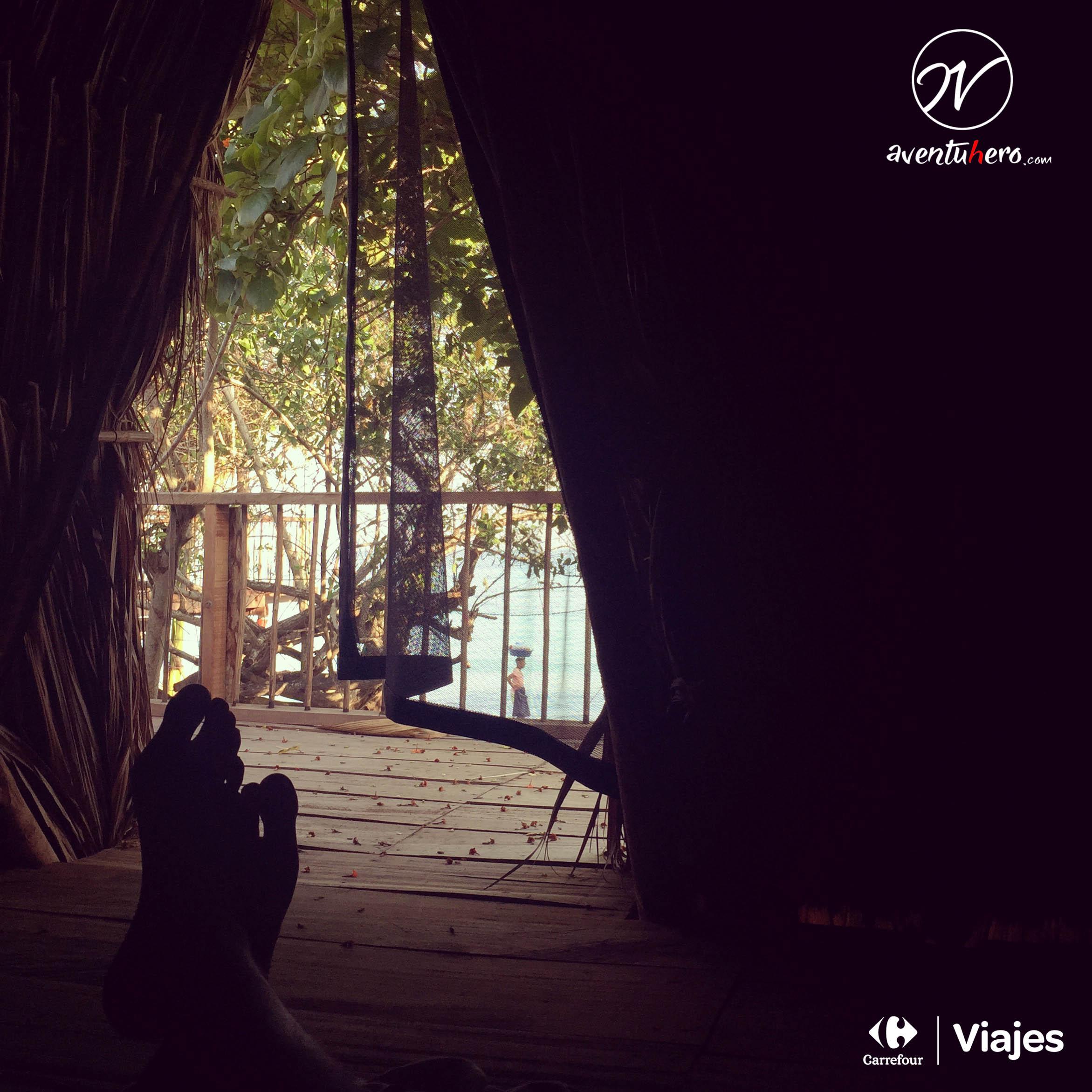 Durmiendo en el mejor hotel del mundo, dormir en Cartagena