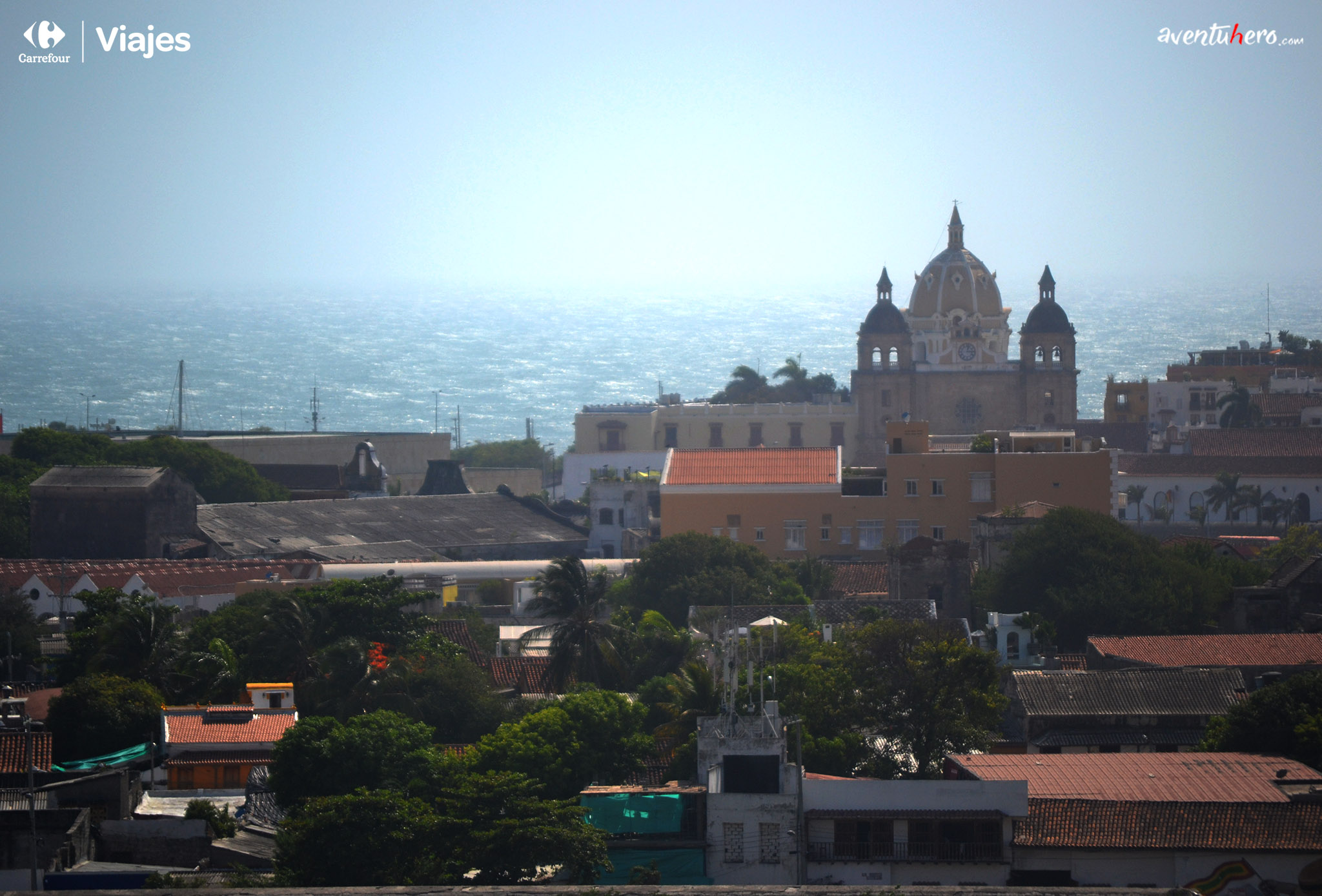 Vistas de Cartagena