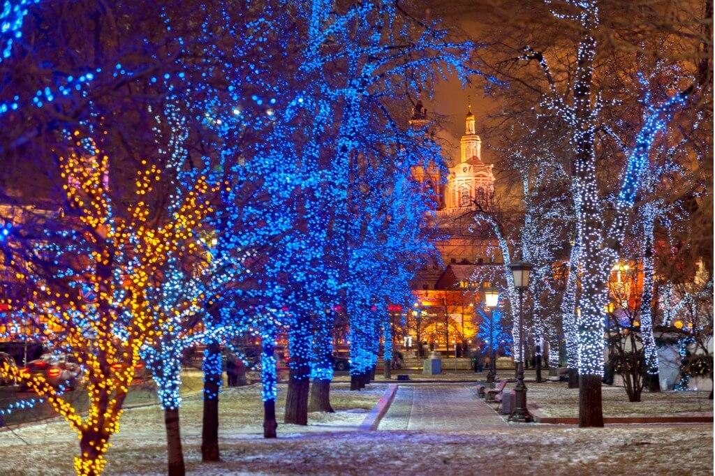 Cena Nochebuena, Bolshoi  en Navidad