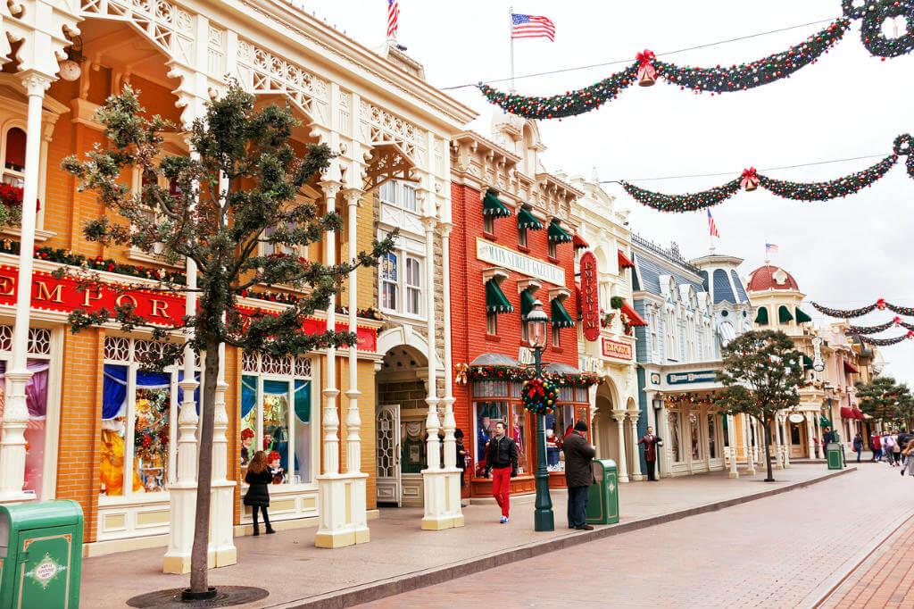 Disneyland París, Main Street