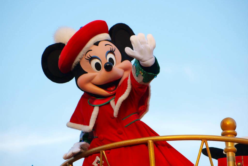 Disneyland París en Navidad, Minie