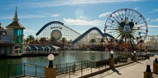 Disneyland París en Navidad, Montaña Rusa Disney