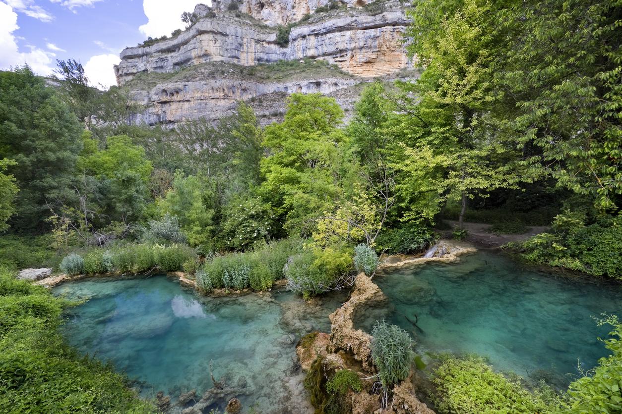 Fin de año en Cañón del Ebro