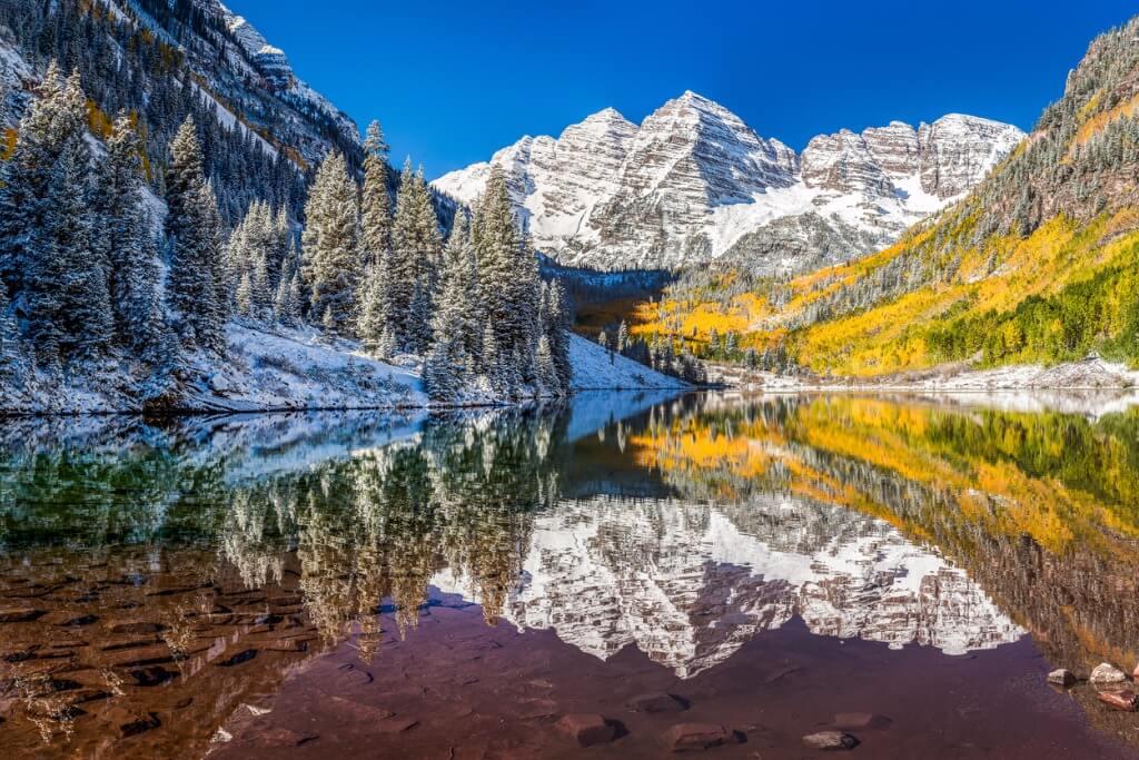 Famosos en la Navidad, Colorado - Aspen
