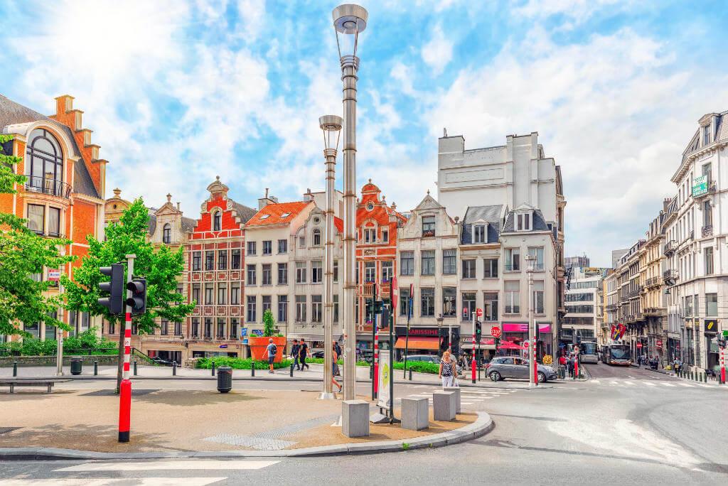 Guía escapada a Bruselas, Centro de la ciudad