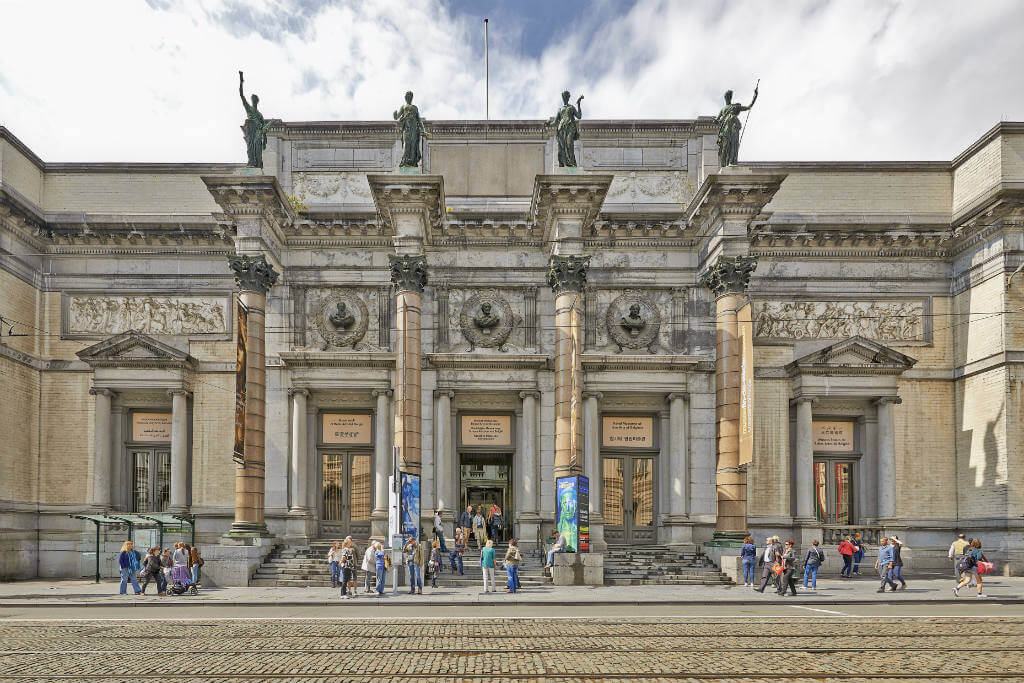 Guía escapada a Bruselas, Museo Real Bellas Artes