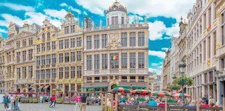 Guía escapada a Bruselas, Plaza centro