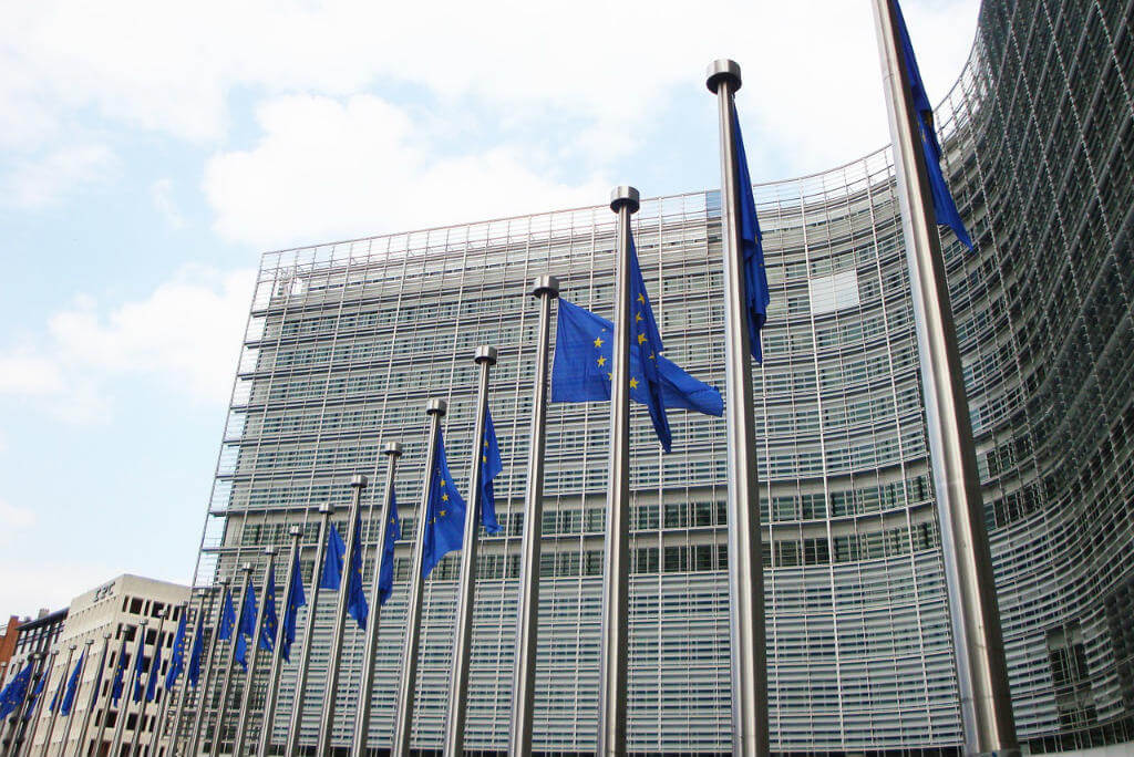 Guía escapada a Bruselas, Comisión EU