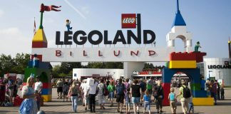 jugueterías, Legoland Dinamarca