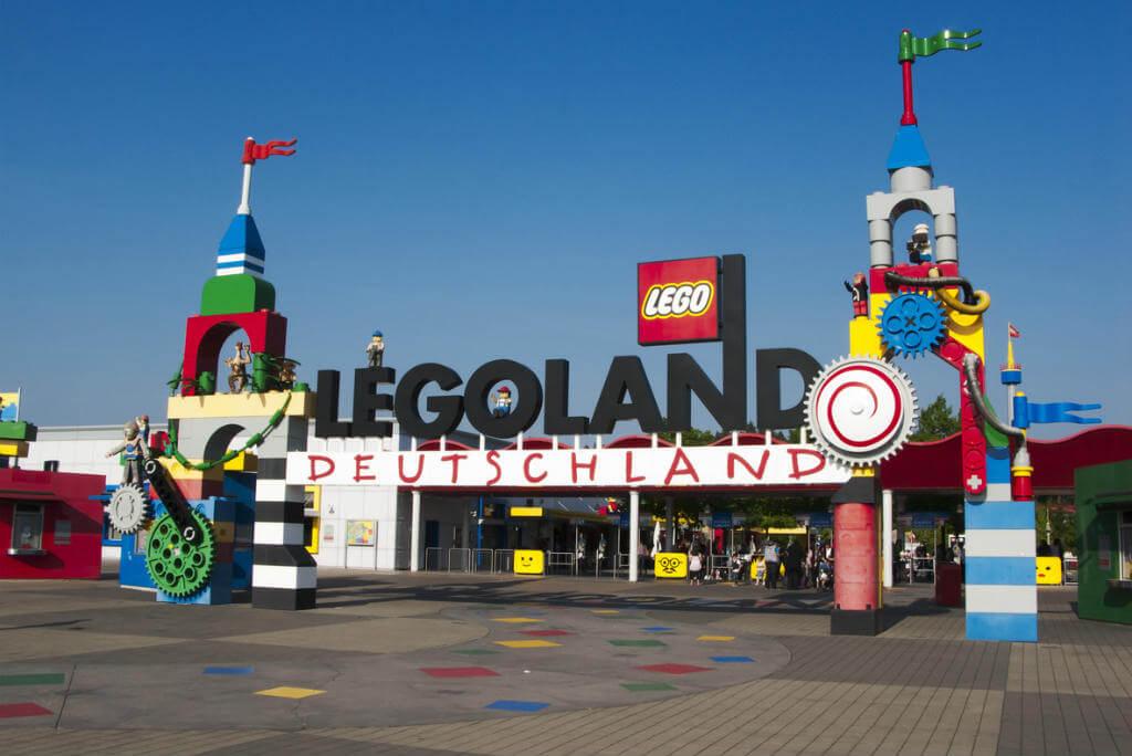 jugueterías, Legoland Discovery