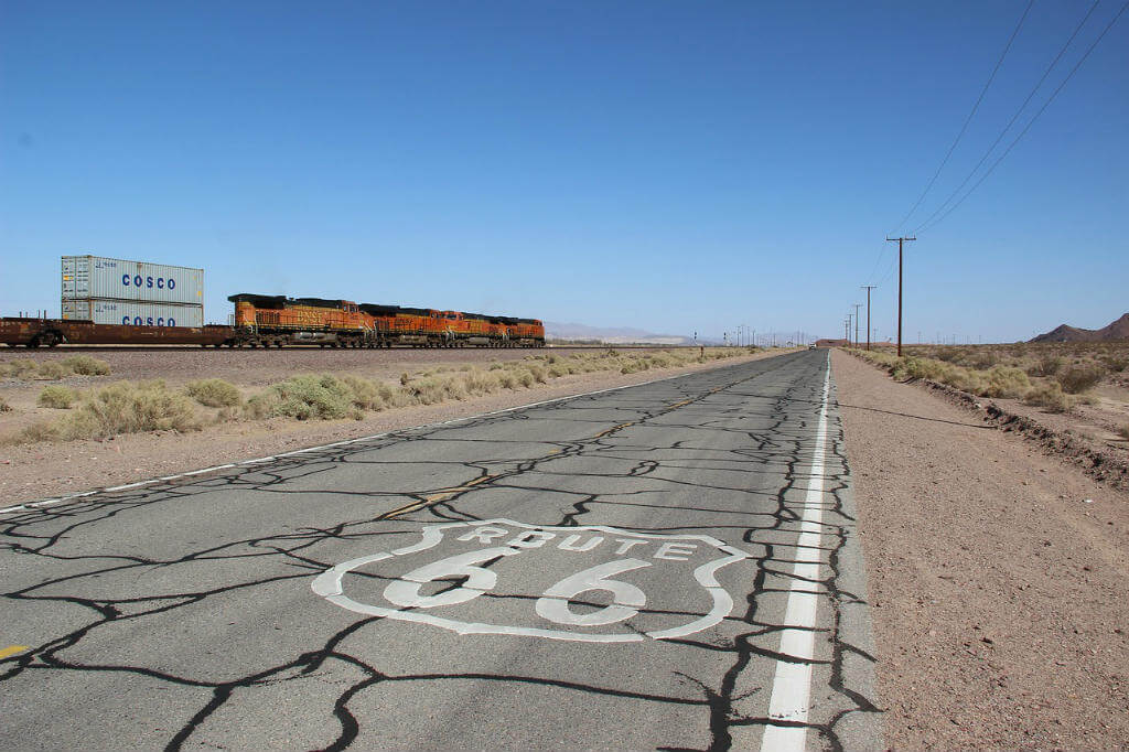 Route 66, EE.UU
