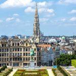 Vuelos a Bruselas, Plaza Grande