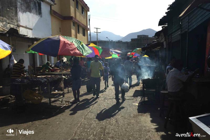 Mercado de Tayrona